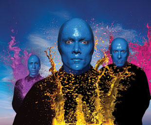 Blue Man Group Buy One Get One Free